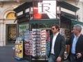 イタリア旅行の犯罪対策