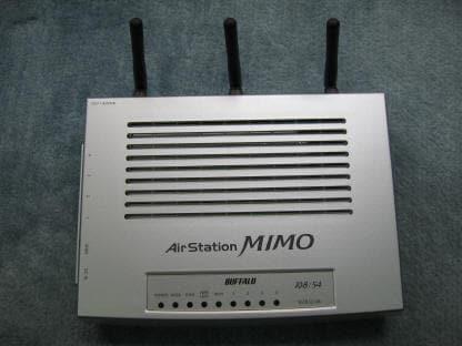 緊急報告 [検証]高速無線LAN-MIMO(1)