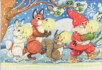 〜Xmas☆準備特集〜 携帯でクリスマスカードを贈る!
