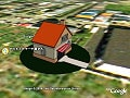 地球儀で家を紹介しよう