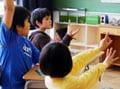 手話で話し、学び、成長するバイリン学校