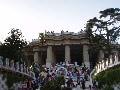 グエル公園/バルセロナのガウディ建築