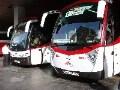 スペイン観光中の強ーい味方、中長距離バス