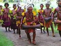 随一のリゾート地、マダンに行ってきました パプア・ニューギニアを潜る