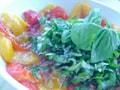 カラーピーマンのグリルサラダ