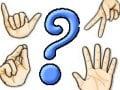 中国の習慣を知ろう~ボディーランゲージ~ 中国式で数を数えてみよう!