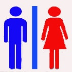 英語で『トイレを貸して』は?