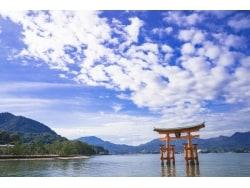 日本三景を訪ねて、宮島・嚴島神社/広島