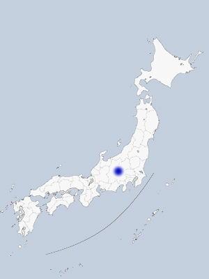 海野宿の地図