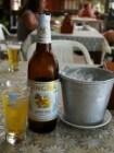 暑いタイだからこそ冷えたビールで乾杯