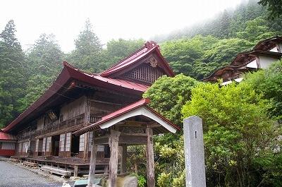 涼を求めて埼玉の別天地で宿坊と坐禅体験