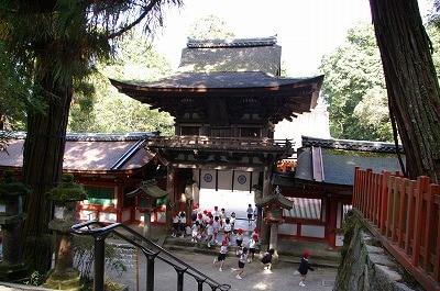 最強のパワースポット、石上神宮と大神神社