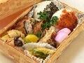 梅雨の季節のお弁当3種 焼きむすび弁当