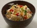 ピリ辛夏ご飯  簡単!極旨!豆腐どんぶり