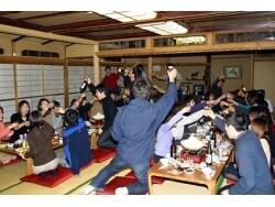 今年もやるぞ!東京都心の旅館でコンパ!