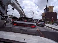 那覇市の渋滞
