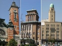 横浜三塔 関内の歴史的建造物をめぐる