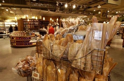 アメリカで流行のスーパーマーケット、ホールフーズ