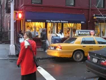 NY ブリーカー・ストリートの老舗たち