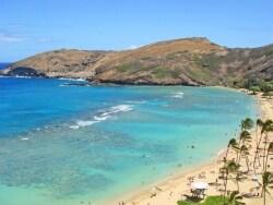 全米No.1受賞! ハワイのベストビーチへ出掛けよう