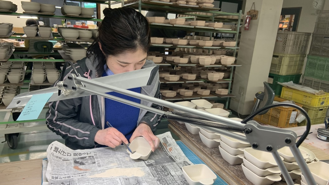 The History and Tradition of Seto Ware Sparks Innovation