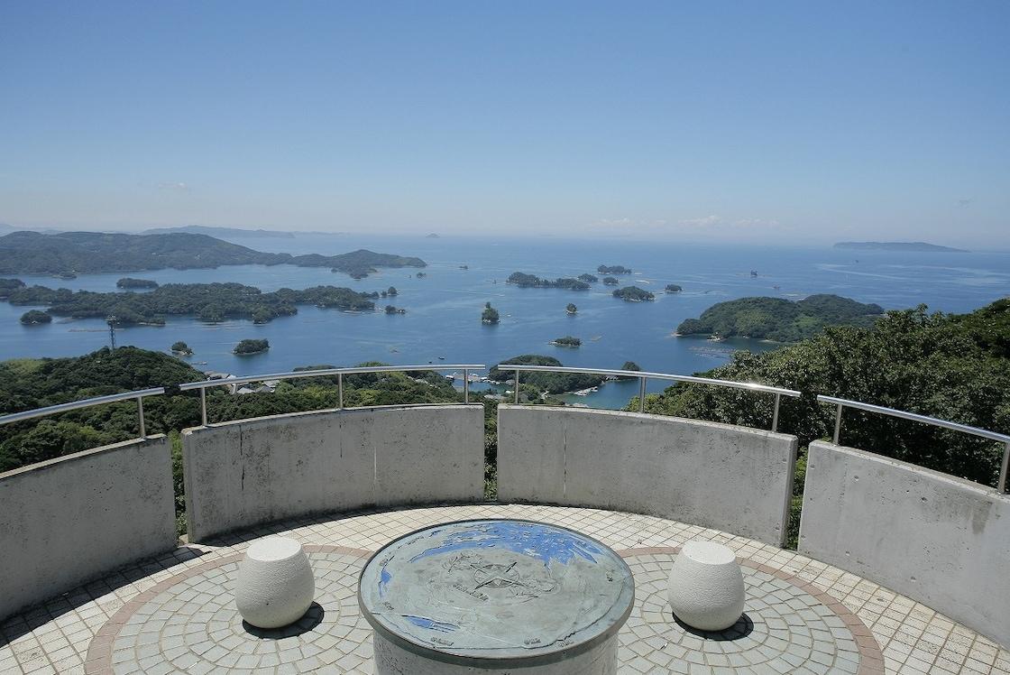石岳瞭望台