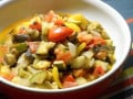 イタリアンの定番レシピ! 野菜たっぷりカポナータ