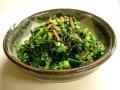 かき菜の炒め物の作り方!美味しい野菜料理レシピ