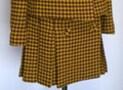 ハウンドトゥース(千鳥格子)の着まわし術