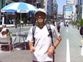 東京マラソン、一足お先に試走しました