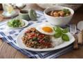 【レシピ】タイ料理:鶏肉のバジル炒めご飯