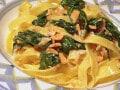 鮭とほうれん草のクリームパスタレシピ……簡単美味しい!