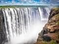 ヴィクトリアの滝:世界三大瀑布・最大落差を誇る滝