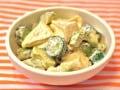 アボカドとチーズときゅうりのカリウム満点サラダレシピ