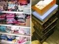 子供服の整理整頓・収納術アイディア!ママの片付けビフォーアフター