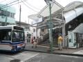 菊名、東横線、横浜線が交わる坂と桜の街