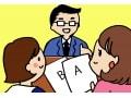 学校の三者面談…高校受験前の中学3年生の注意点