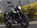 やんちゃで楽しいバイク KTM 200DUKE