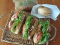 サンドイッチが美味しくなる、具材選び・挟み方とは?