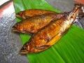 落ち鮎の甘露煮の作り方!秋の魚のご馳走レシピ