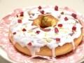 HMを使って炊飯器で作る、大きな焼きドーナツ