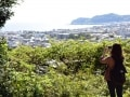 鎌倉の駅近で自然満喫!祇園山ハイキングコース