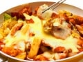 フライパンで作る、ピリ辛チーズタッカルビ