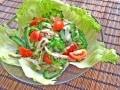 ゴーヤサラダのレシピ ……生でおいしく食べるポイント