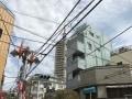 電柱のある風景を撮りに東麻布商店街から三田まで散歩