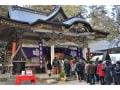 宝登山神社の参拝!ご利益やお守り・御朱印、アクセス