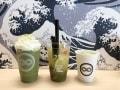 日本茶スタンドカフェ「八屋」で新感覚なお茶を楽しむ