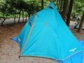 「これなら買う」コールマンのティピー型テントが秀逸