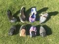 畳めて軽い楽チン靴!バタフライツイスト