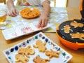 週末の朝の人気者。パンケーキ+笑顔も作れるスマイルベイカー